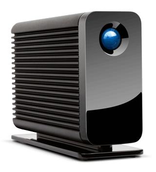 LaCie - Little Big Disk Thunderbolt™ 2