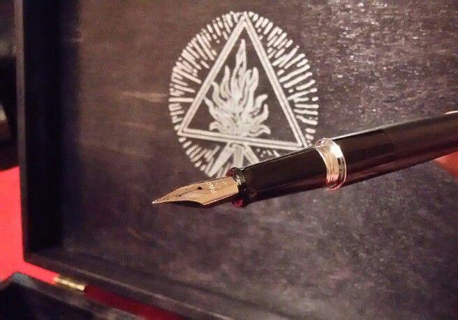 Pilot Metropoli fountain pen
