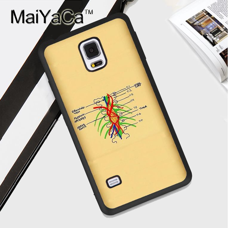 Click To Buy Greys Anatomy Phone Case For Samsung S4 S5 S6 S7