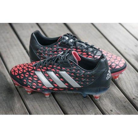 save off d3b9c f04ba Chaussures Rugby Kakari Elite SG 8 crampons  adidas