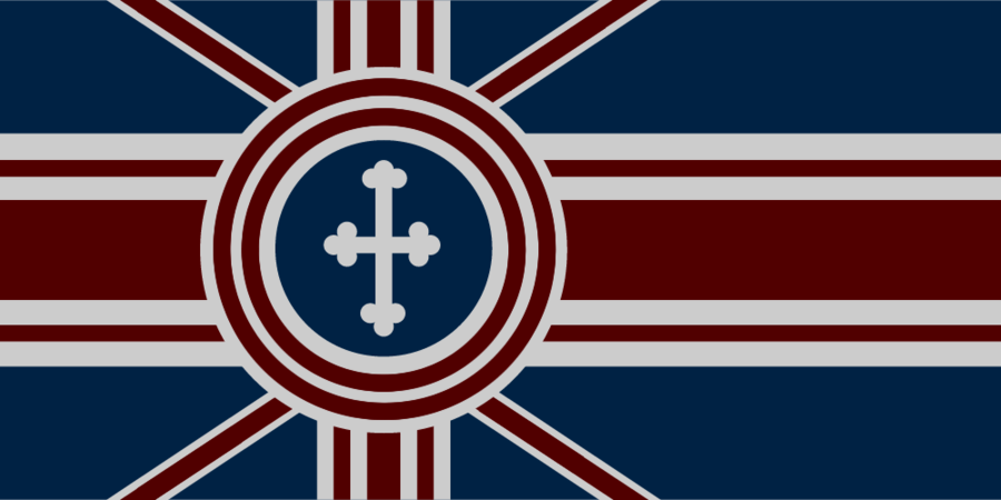 Alternate History British Flag By Commietechie Deviantart Com On Deviantart Flags Pinterest Alternate History Flags And Britain