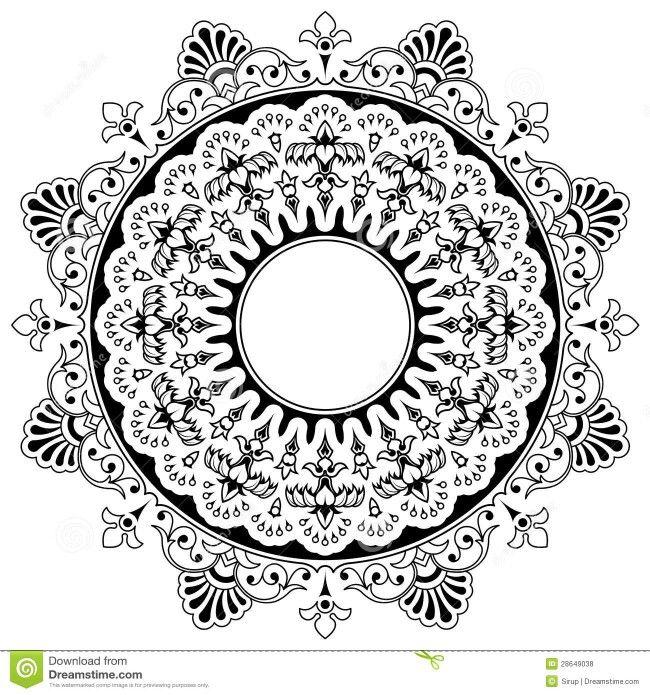 lace mandals