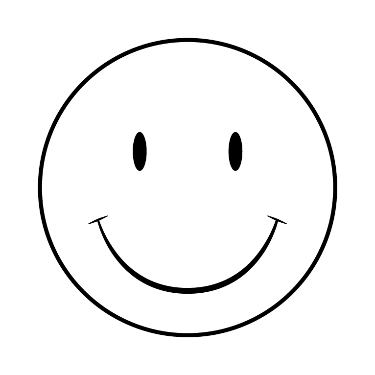 Smiley Face 01 Face Template Templates Printable Free Smiley