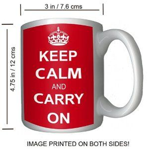 2463d63399e0690f8b1501aee7409842 - Keep Calm And Carry On Gardening Mug