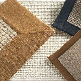Binding Or Serging What S The Difference When It Comes To Finishing Or Repairing Your Area Rug Rugs Rug Binding Rugs On Carpet