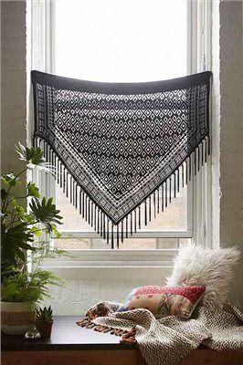 Magical Thinking Kimono Window Valance - Urban Outfitters