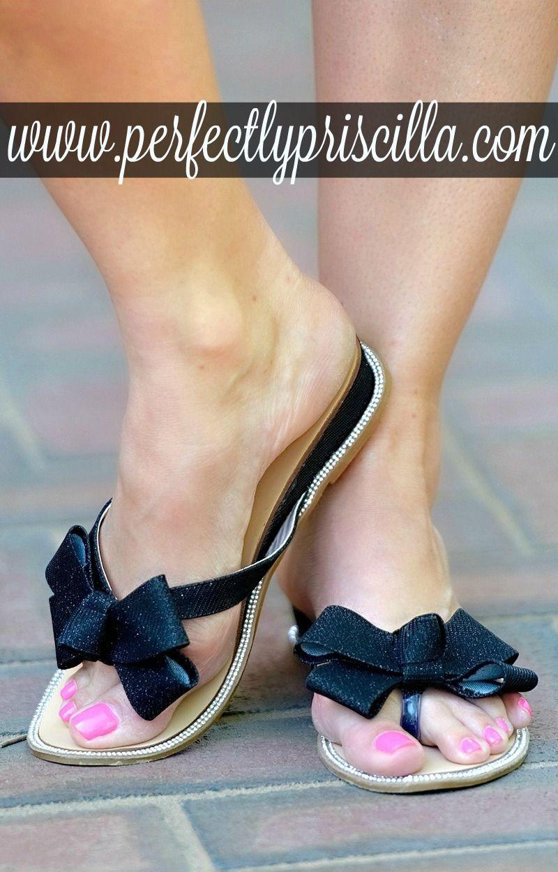 205a8945b300c3 curvy  sandal  trendy  look  bow  cute
