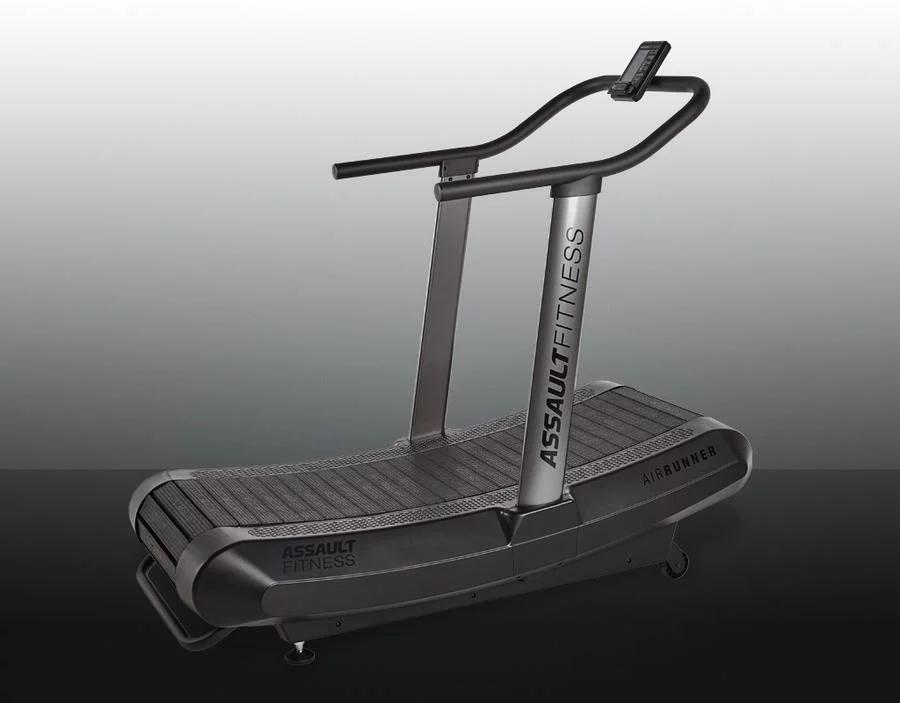 Assault Airrunner Rogue Fitness Energy Efficient Design Treadmill Running Machines