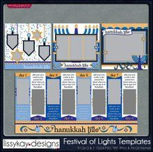 Festival of Lights by LissyKay Designs