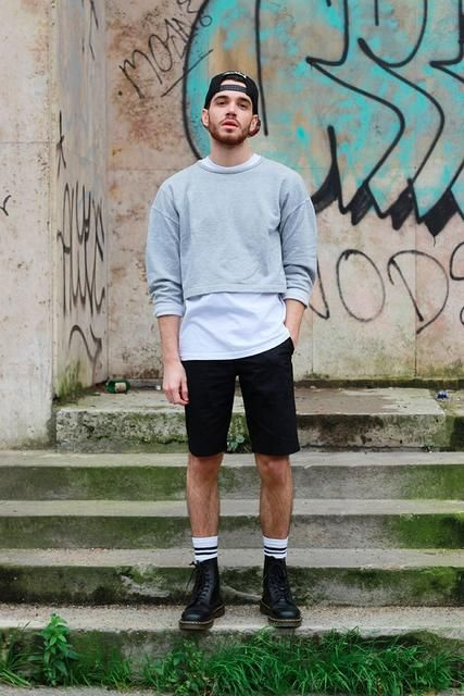 Male Fashion Doc Martens   Mens outfits, Mens clothing
