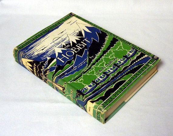 Kindle Cover Or Nook Cover Ereader Case Made From The Book The Hobbit Kindle Cover Ereader Case Nook Cover