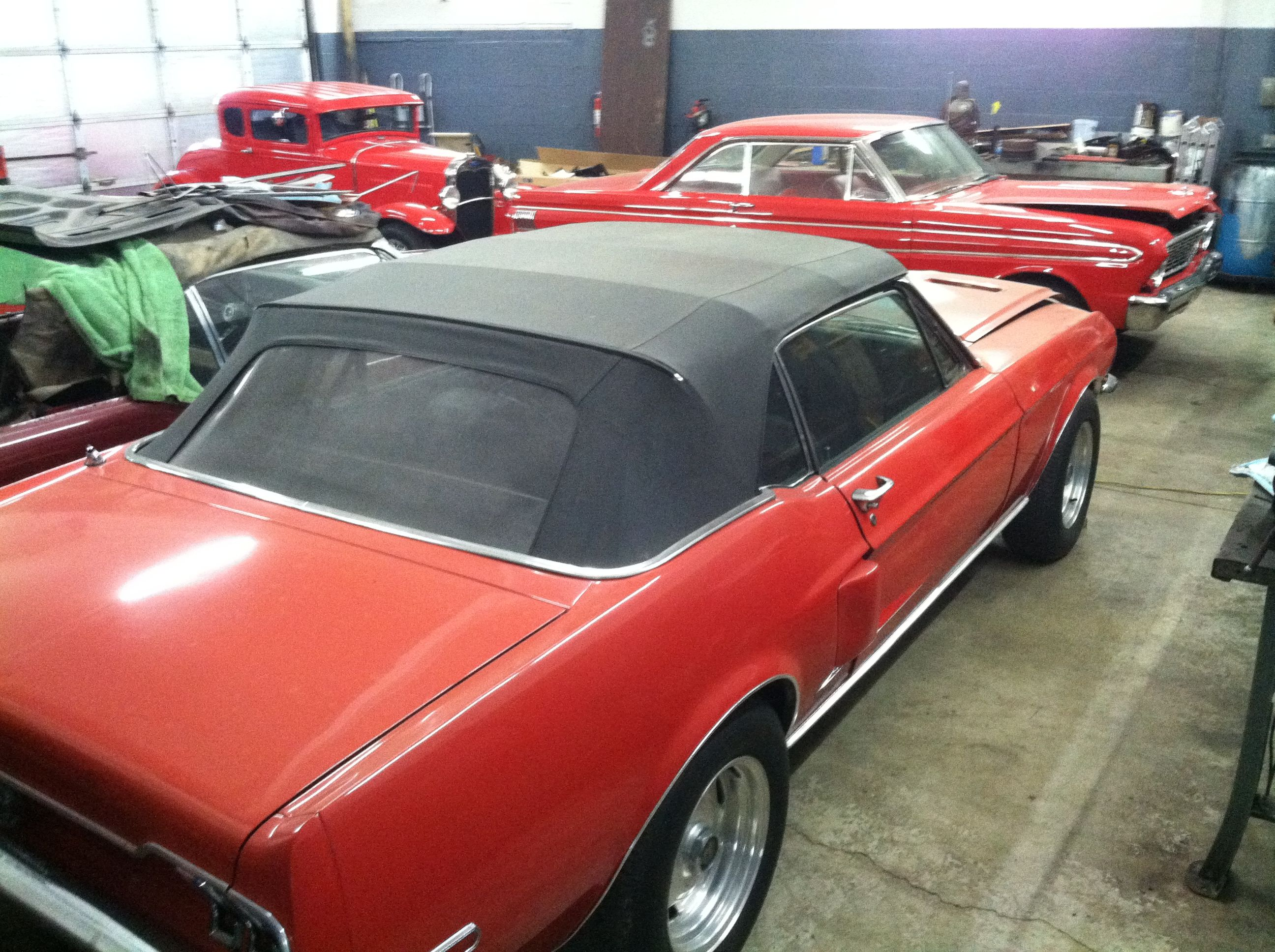 """""""68 J CODE 302, AUTO Mustang, Mustang gt, Ford"""