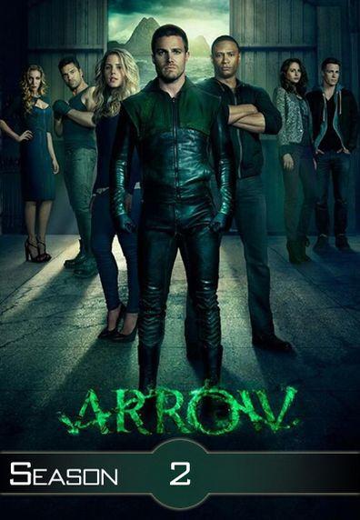 Arrow: Saison 2 (2013) — The Movie Database (TMDb)