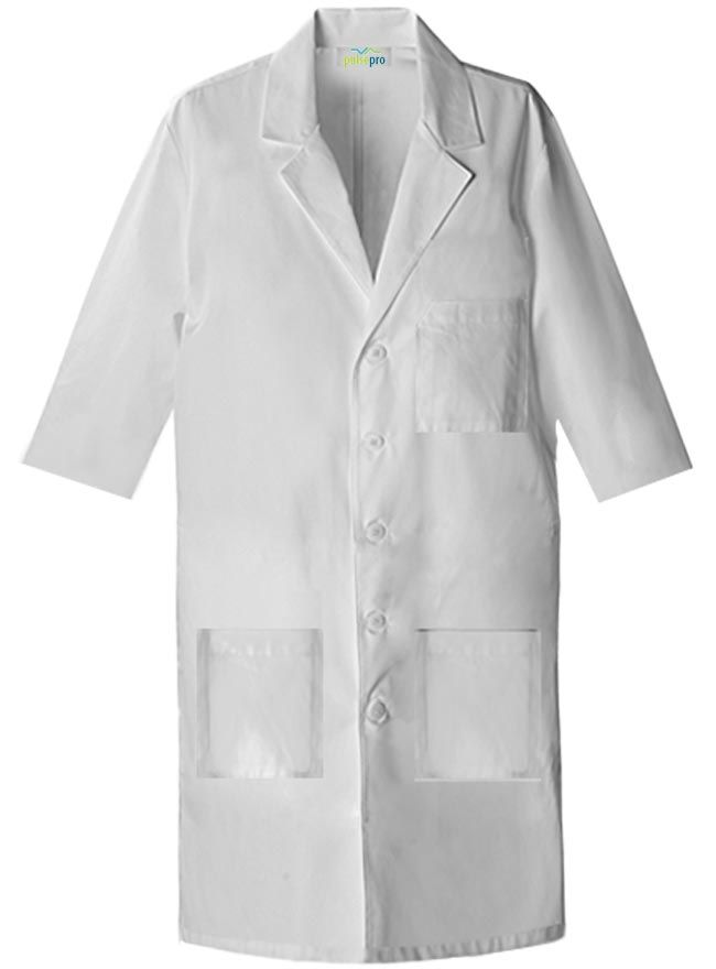 Buy White long sleeve lab coat Online - B2BMonk | Industrial ...