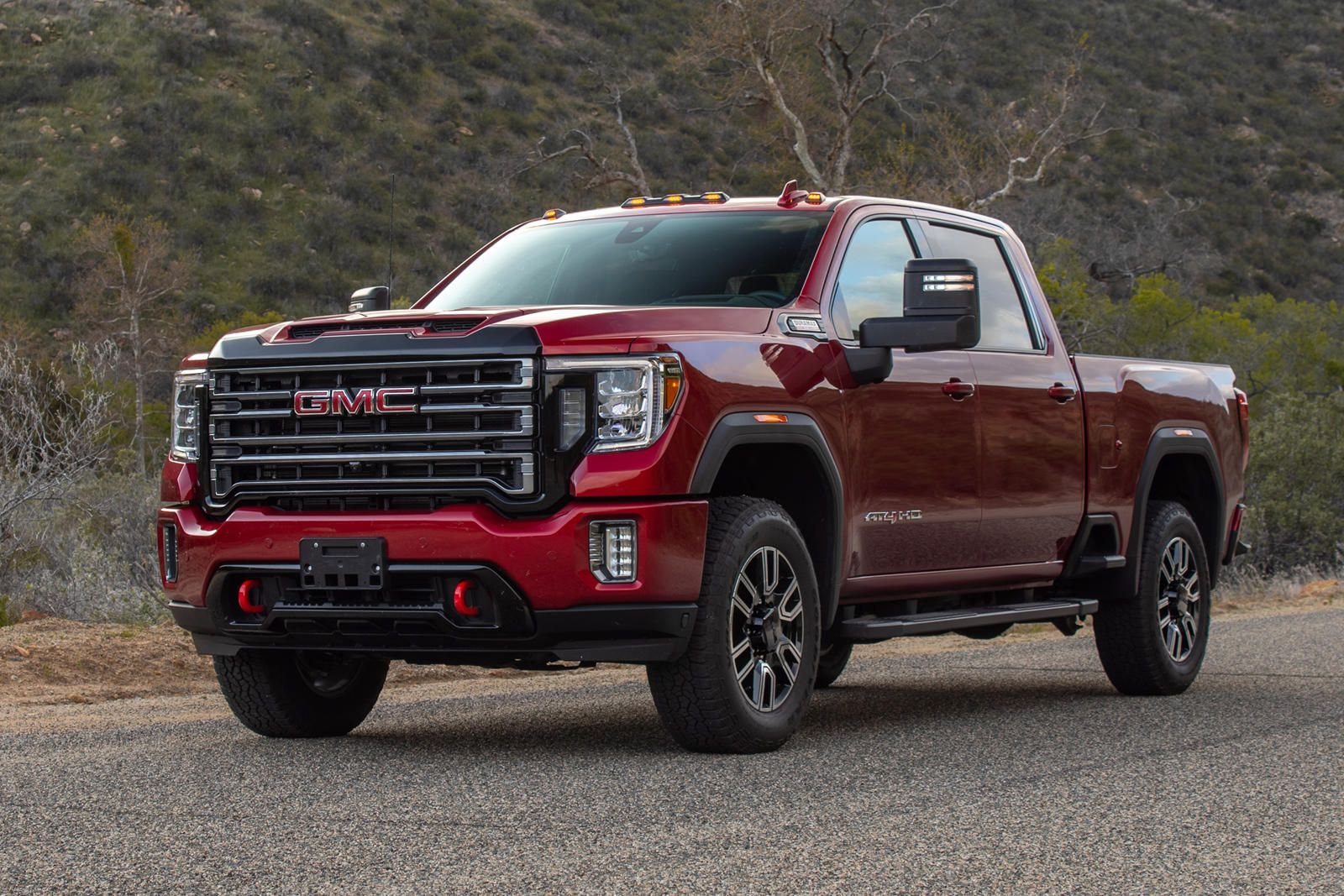 2020 Gmc Sierra 2500hd Test Drive Review Towing Just Got Even Smarter In 2020 Gmc Sierra 2500hd Gmc Sierra Gmc