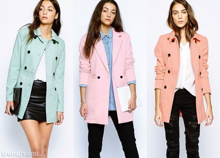Consigue el abrigo para este invierno en las rebajas–Otoño 2015 | trendisima.com