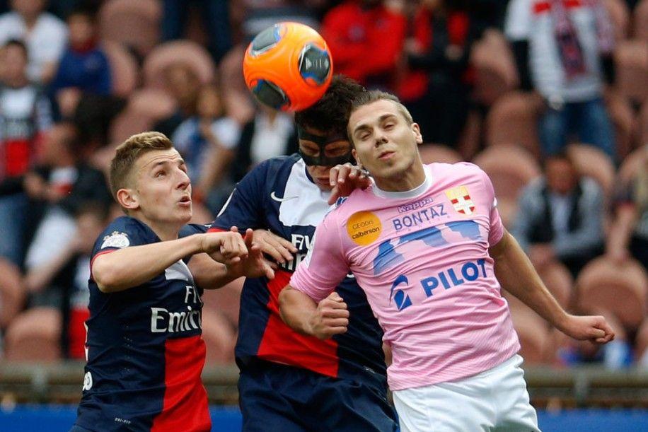 Photo - Paris - Evian : 1-0 - psg.fr