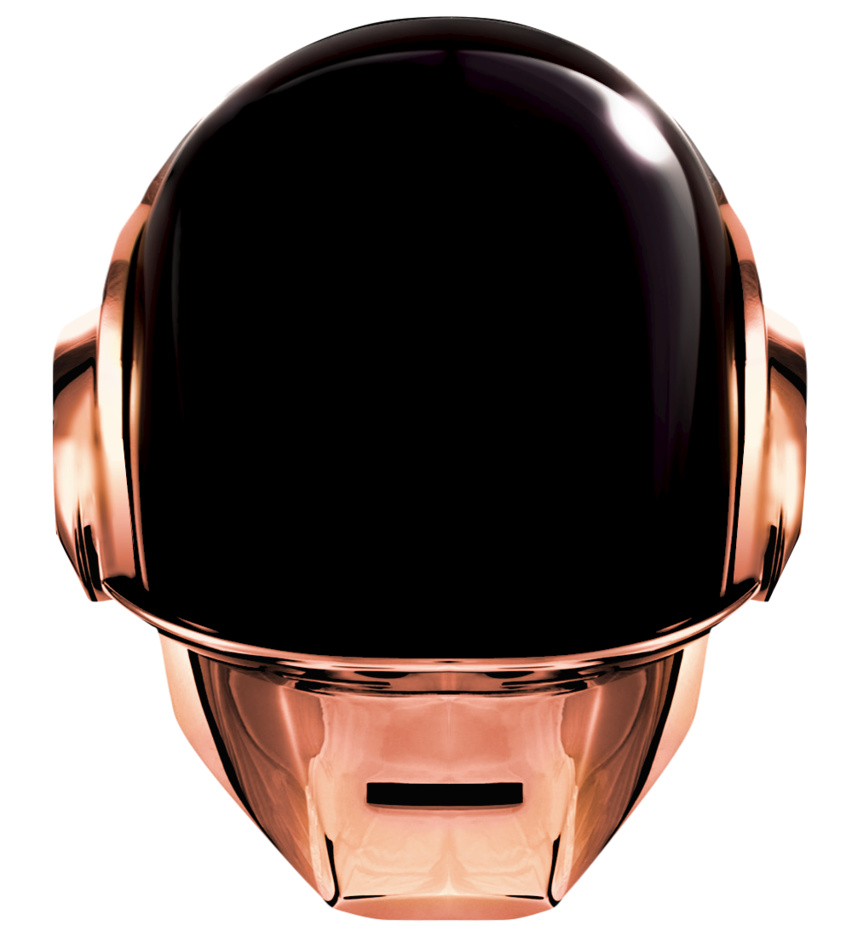 Daft Punk Third Helmet Copper Idea The Daft Club Daft Punk Fansite Daft Punk Daft Punk Helmet Punk