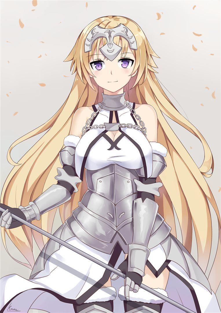 Fate Apocrypha Jeanne D Arc Leticia Ruler Joan Of Arc Fate Fate Stay Night Fate Apocrypha Ruler