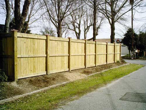 Split Rail Corner Fence | ... Roads Wooden Privacy Fence ...