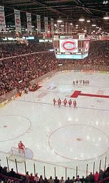 Melrose Minute Best Nhl Arenas Hockey Arena Montreal Canadians Hockey