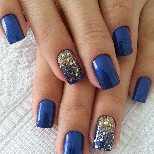Beautiful in Blue! Sparkles too of course! #Repost @lvspa_montreal ...