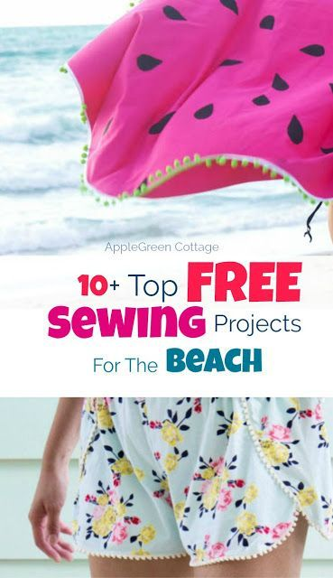 10 Top Free Sewing Projects For The Beach Sewing Stuff
