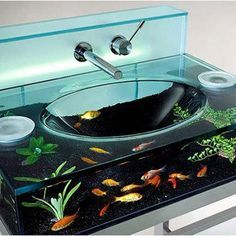 Nature and art in the home....cool eh?