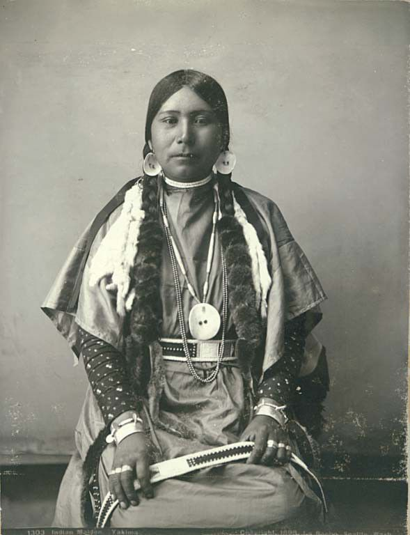 """Photo of My novel """"Promise"""" leads to an awareness of this. Yakama Indian woman, Washingto…"""