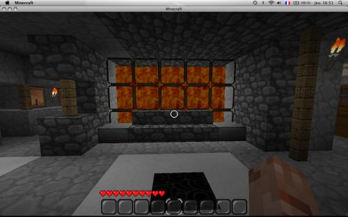 Minecraft Interior Decoration Ideas Homes Aura Minecraft Houses Minecraft Underground Minecraft
