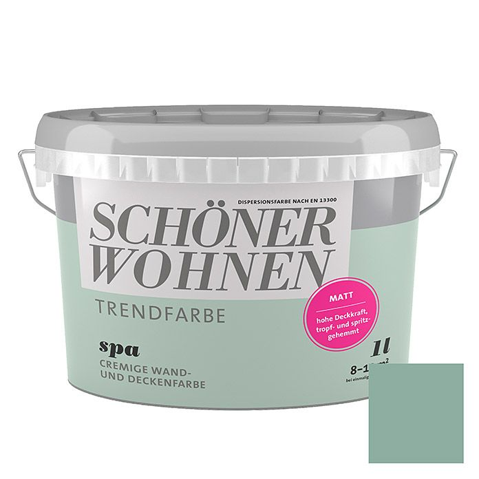 Schoner Wohnen Wandfarbe Trendfarbe Limited Collection Schoner Wohnen Wandfarbe Schoner Wohnen Trendfarbe Und Schoner Wohnen Farbe