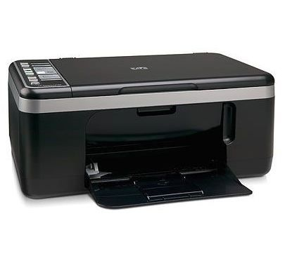 Hp Deskjet F4180 A4 Colour All In One Inkjet Printer At Just