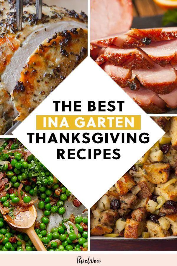 The 22 Best Ina Garten Thanksgiving Recipes