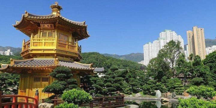 Nan Lian Gardens, Hong Kong, Asia