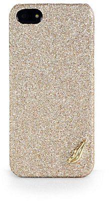 Diane von Furstenberg Glittered iPhone 5/5s Case