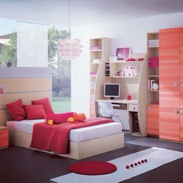 cute room for teen girls ) Quarto Kika Pinterest Teen, Room