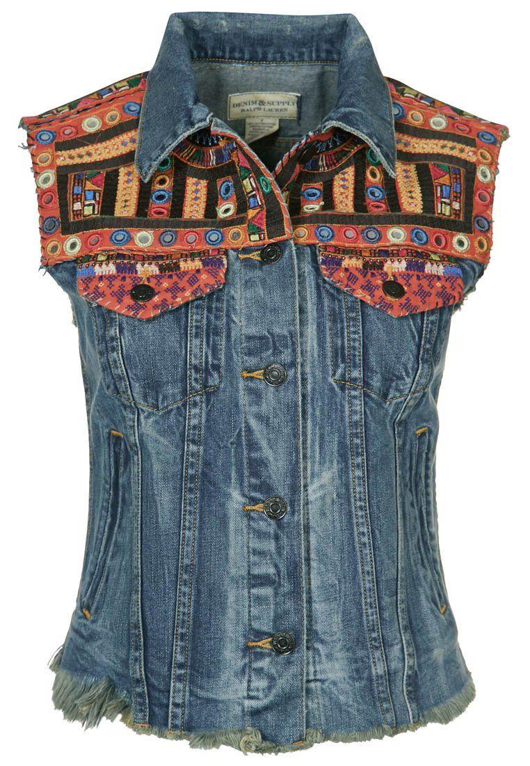 veste sans manche denim supply ralph lauren zalando denim denim denim jeans jean