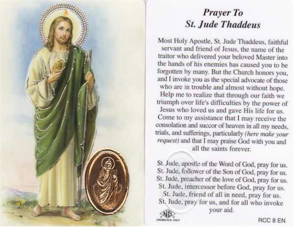 Saint jude prayer saints and prayers pinterest divine mercy saint jude prayer thecheapjerseys