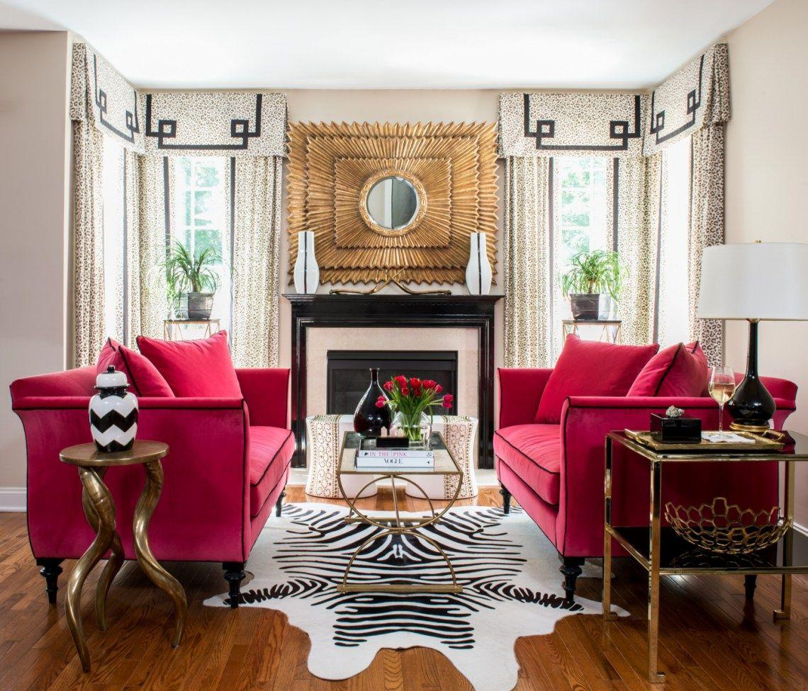rooms with zebra prints  art deco living room living