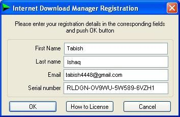 free internet download manager serial number for windows 10