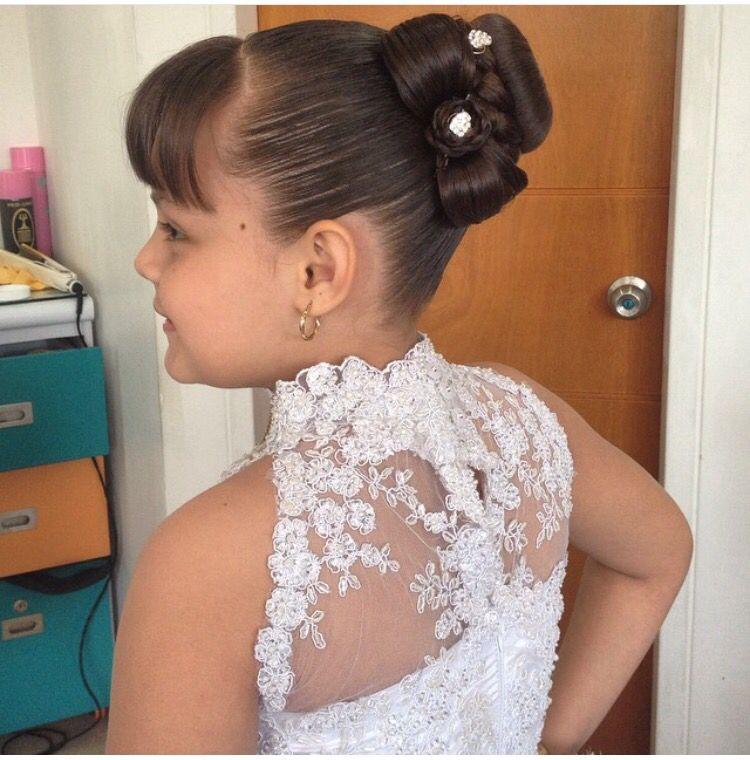 Hermosa Corbata Peinado Con Do 241 A En Esta Ocasi 243 N Se Hizo