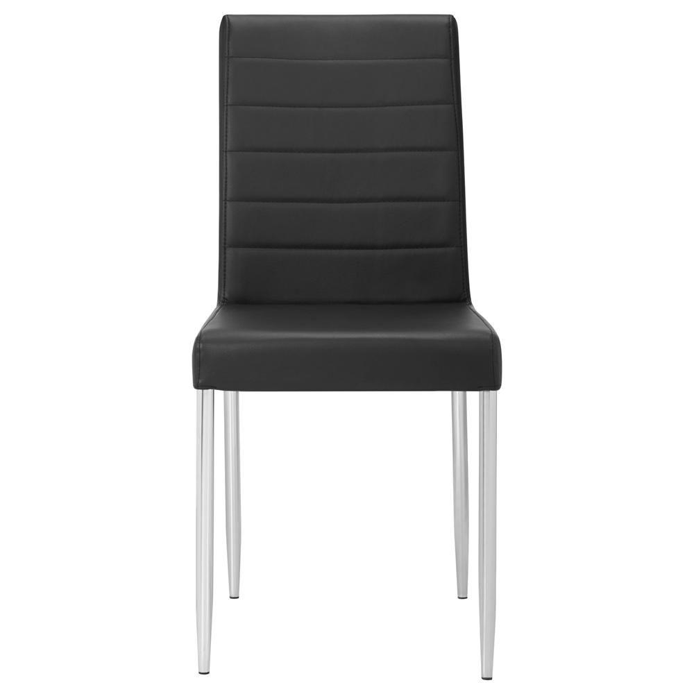 Chaise de salle à manger avec pieds en métal/Chaises/Bureau/Déco|Bouclair.com