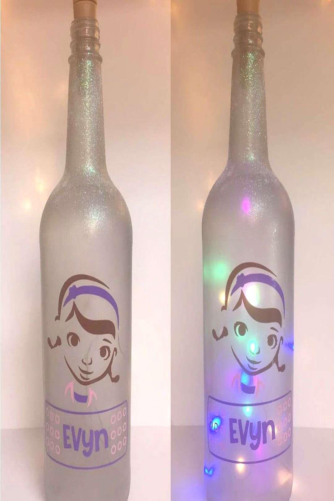 #upcycled bottles #decoratedbottles