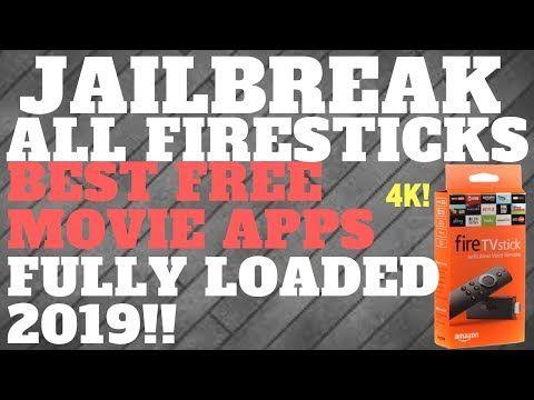 HOW TO JAILBREAK FIRESTICK ALL VERSIONS & INSTALL BEST