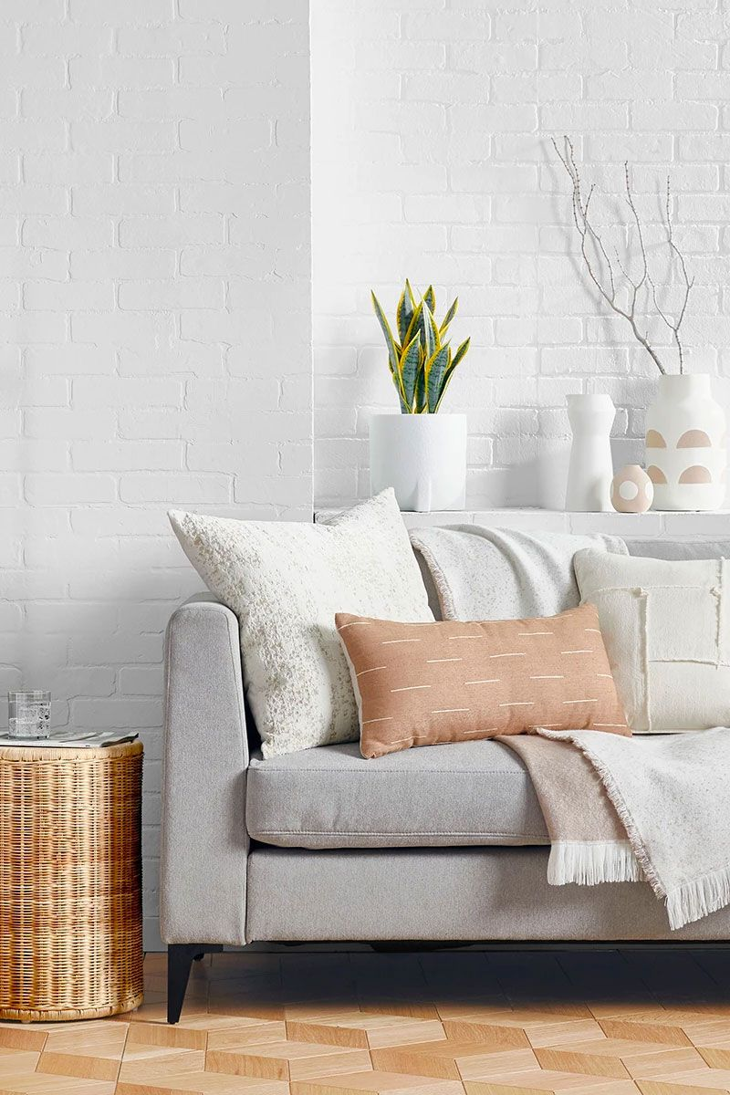 Chic Spring Decor From Target Home Thou Swell Living Room Decor Grey Sofa Grey Couch Living Room Living Room Decor Gray #target #living #room #decor