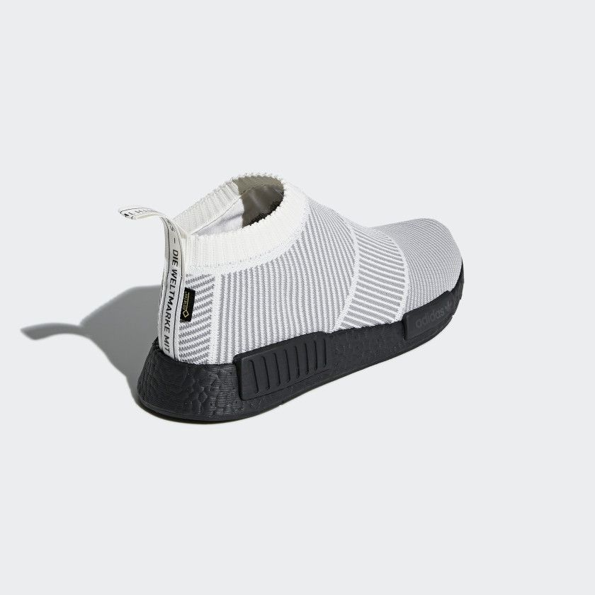Adidas NMD CS1 Gore Tex Core WhiteCore Black BY9404
