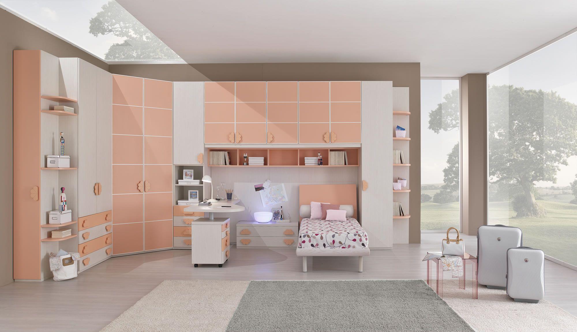 Giessegi Mobili ~ Small bedroom a whole world to live giessegi it