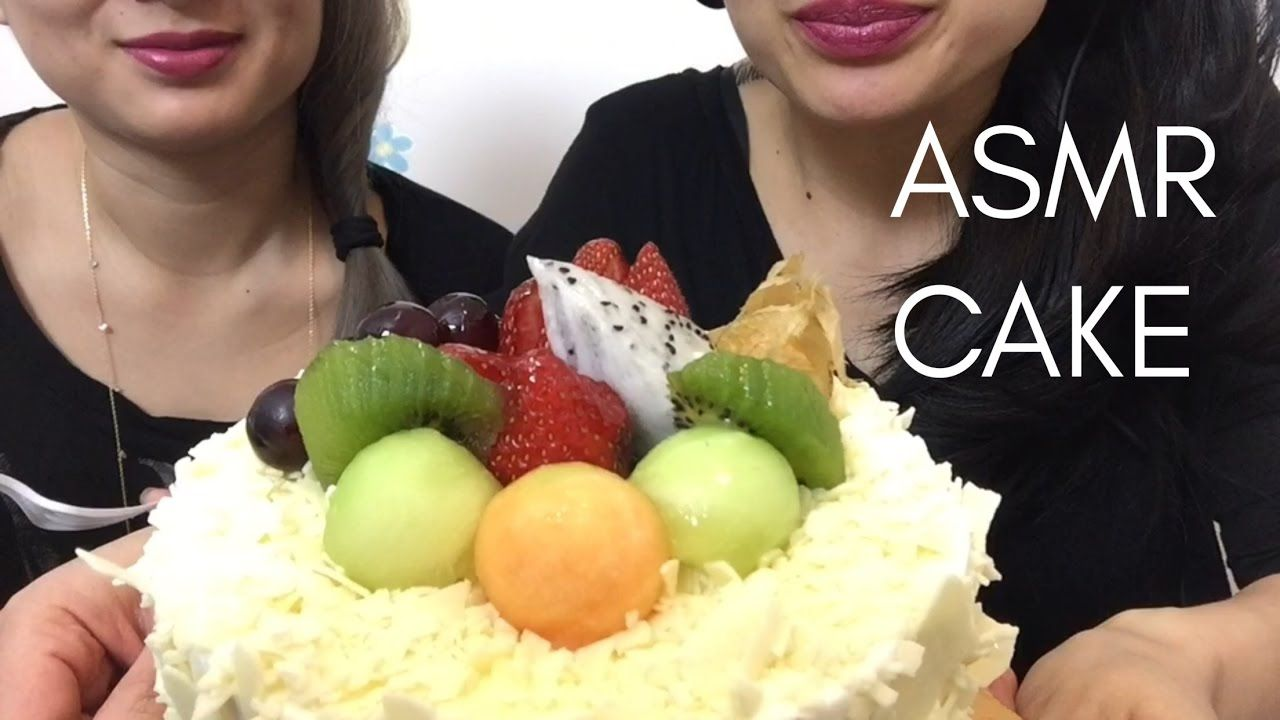 Asmr Assorted Fruit Cake Eating Sounds Whisper Sas Asmr Eat Fruit Cake Yummy Food Her career has taken off quite well. pinterest