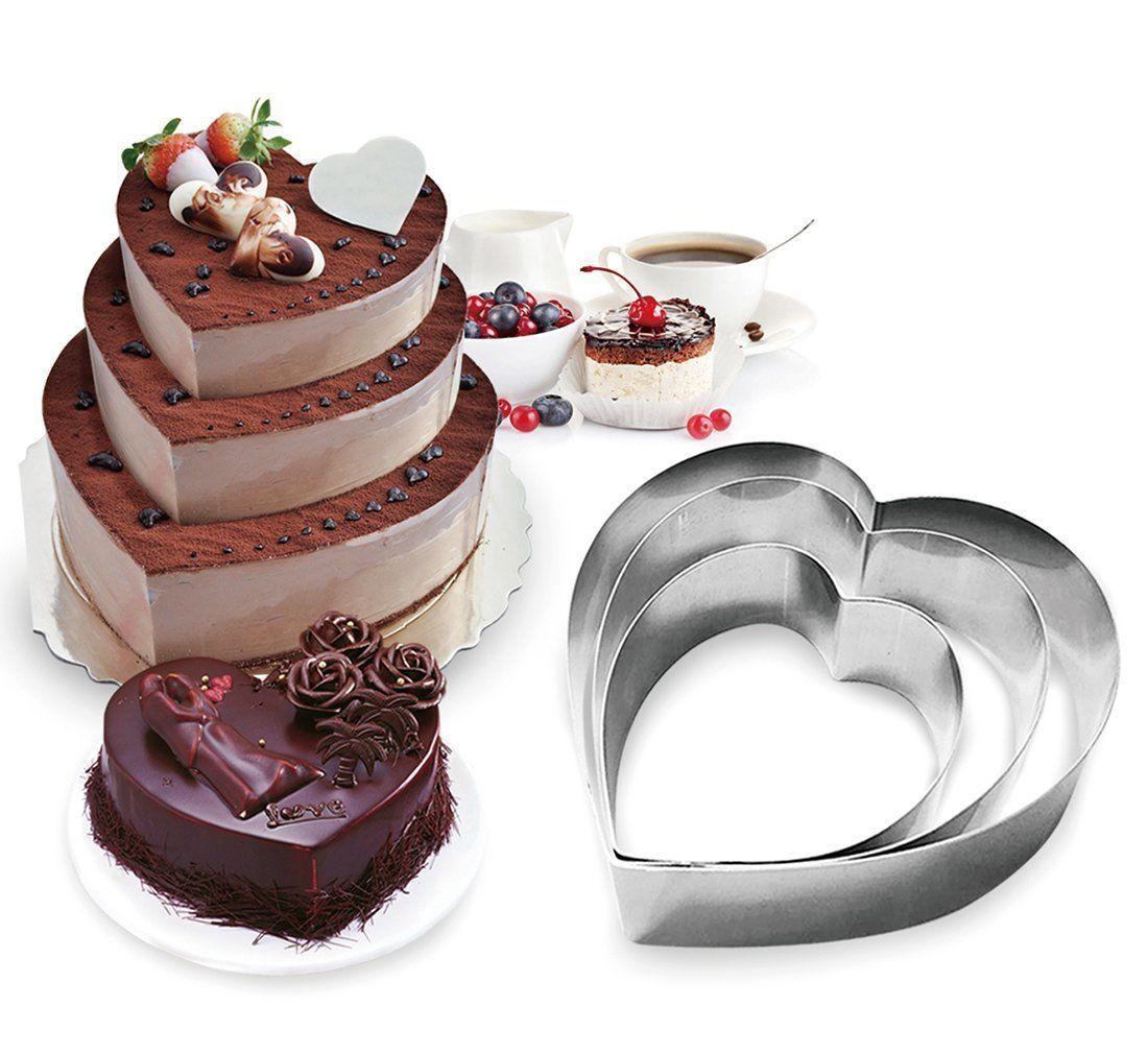 heart shaped cake pan amazon