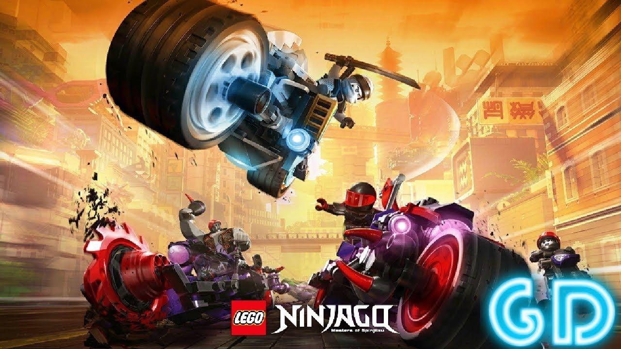 Lego Ninjago Ride Ninja Gameplay Android Ios Lego Ninjago